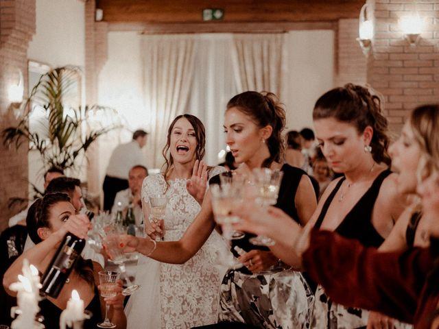 Il matrimonio di Marco e Giulia a Formigine, Modena 110