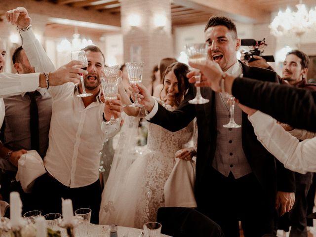 Il matrimonio di Marco e Giulia a Formigine, Modena 112