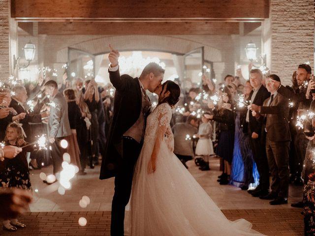 Il matrimonio di Marco e Giulia a Formigine, Modena 116