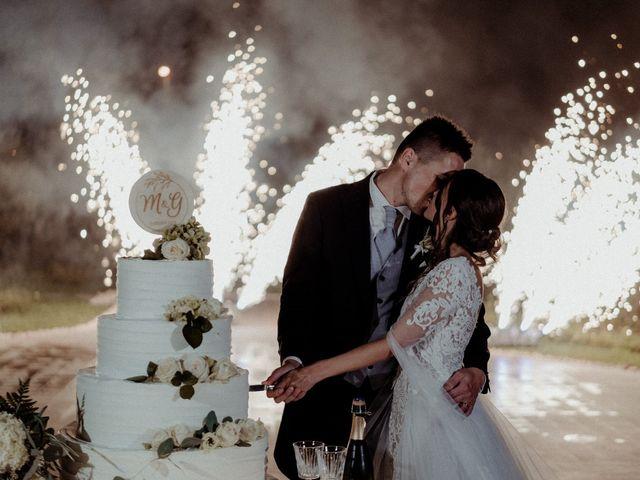 Il matrimonio di Marco e Giulia a Formigine, Modena 118