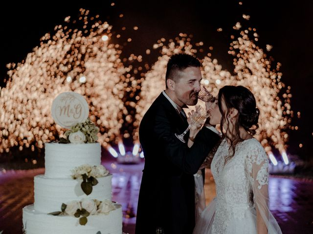 Il matrimonio di Marco e Giulia a Formigine, Modena 119