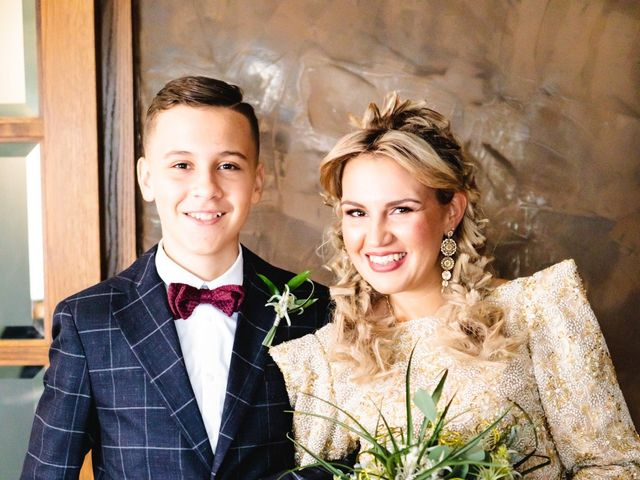 Il matrimonio di Boris e Giulia a Forgaria nel Friuli, Udine 245