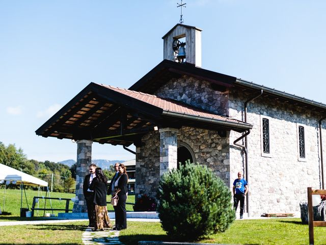 Il matrimonio di Boris e Giulia a Forgaria nel Friuli, Udine 252
