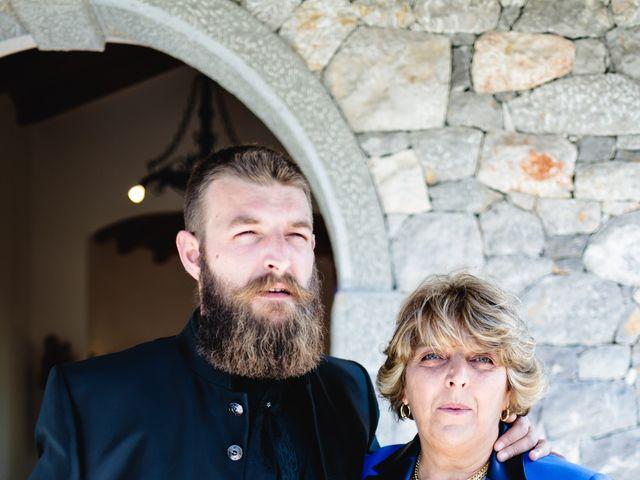 Il matrimonio di Boris e Giulia a Forgaria nel Friuli, Udine 265
