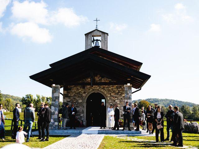 Il matrimonio di Boris e Giulia a Forgaria nel Friuli, Udine 269