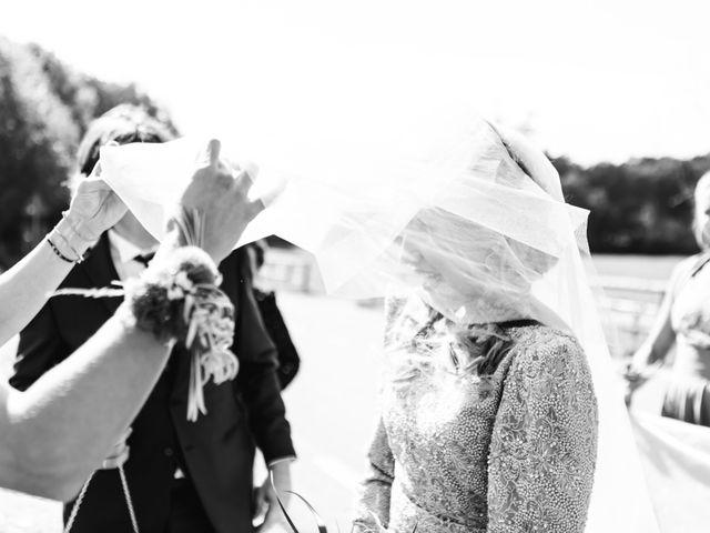 Il matrimonio di Boris e Giulia a Forgaria nel Friuli, Udine 307