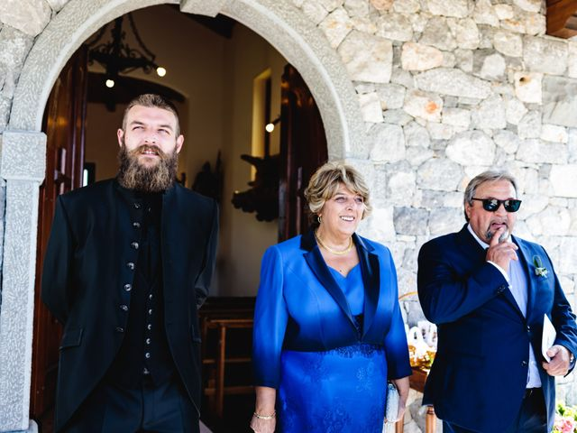 Il matrimonio di Boris e Giulia a Forgaria nel Friuli, Udine 312