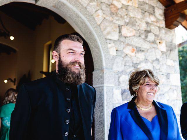 Il matrimonio di Boris e Giulia a Forgaria nel Friuli, Udine 327