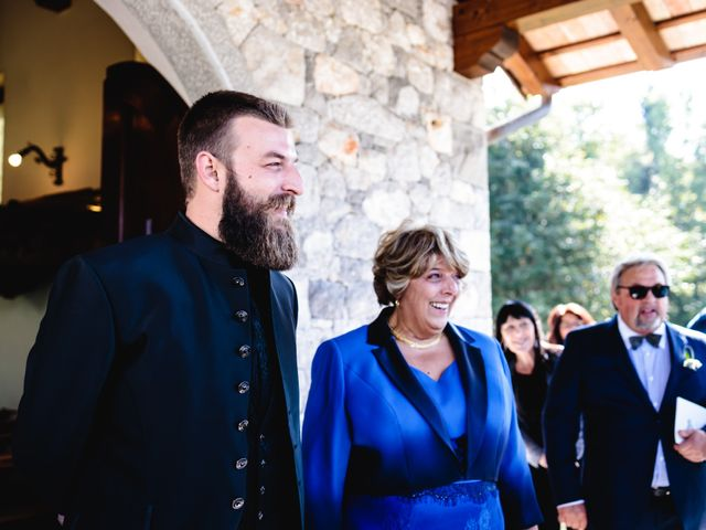 Il matrimonio di Boris e Giulia a Forgaria nel Friuli, Udine 331