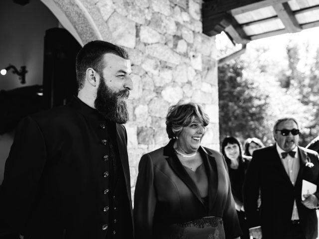 Il matrimonio di Boris e Giulia a Forgaria nel Friuli, Udine 332