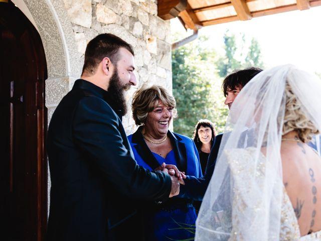 Il matrimonio di Boris e Giulia a Forgaria nel Friuli, Udine 333