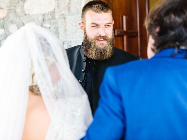 Il matrimonio di Boris e Giulia a Forgaria nel Friuli, Udine 334