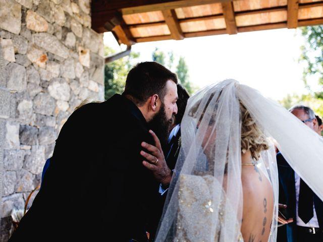 Il matrimonio di Boris e Giulia a Forgaria nel Friuli, Udine 336