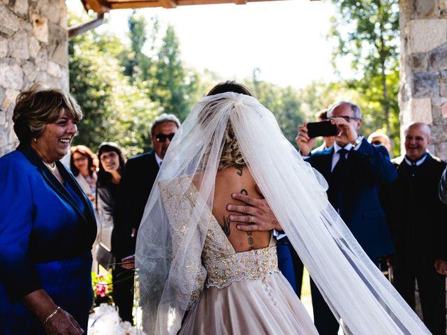 Il matrimonio di Boris e Giulia a Forgaria nel Friuli, Udine 338