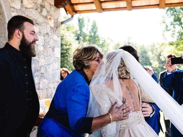 Il matrimonio di Boris e Giulia a Forgaria nel Friuli, Udine 339