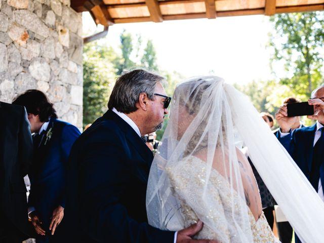 Il matrimonio di Boris e Giulia a Forgaria nel Friuli, Udine 342