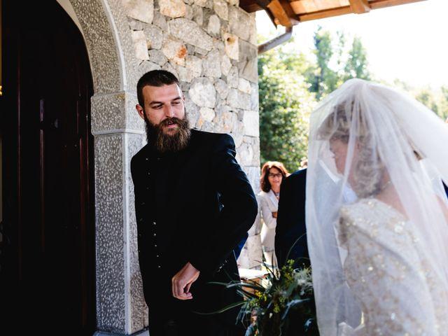 Il matrimonio di Boris e Giulia a Forgaria nel Friuli, Udine 343