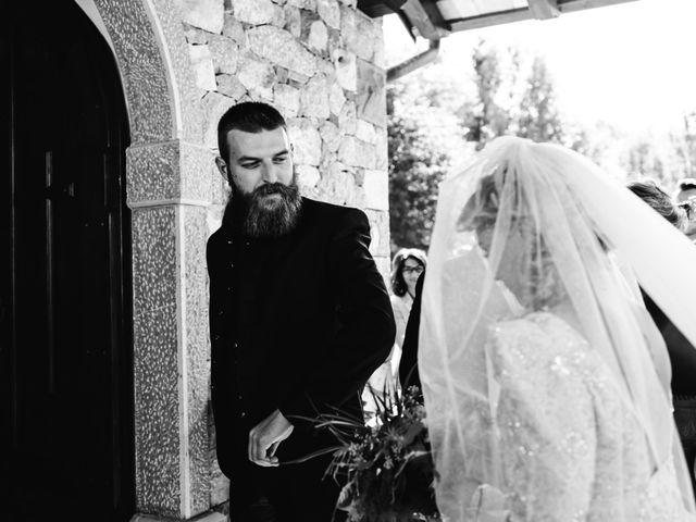 Il matrimonio di Boris e Giulia a Forgaria nel Friuli, Udine 344