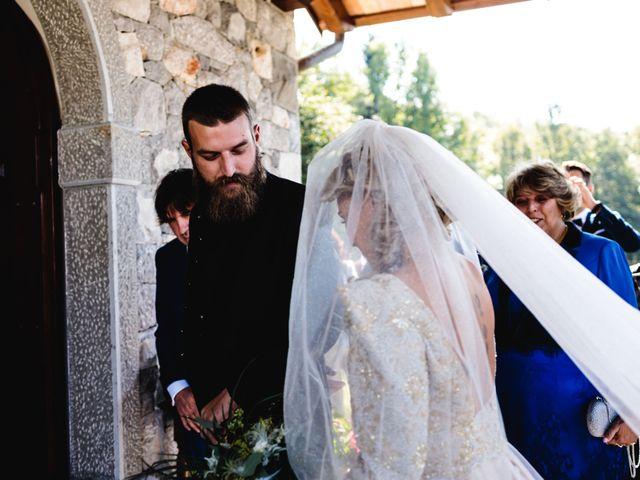 Il matrimonio di Boris e Giulia a Forgaria nel Friuli, Udine 345