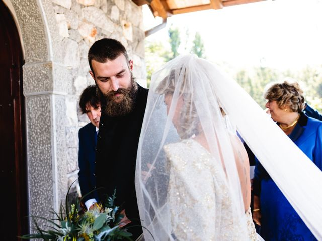 Il matrimonio di Boris e Giulia a Forgaria nel Friuli, Udine 346