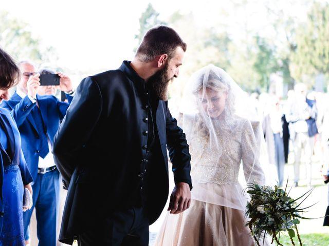 Il matrimonio di Boris e Giulia a Forgaria nel Friuli, Udine 347