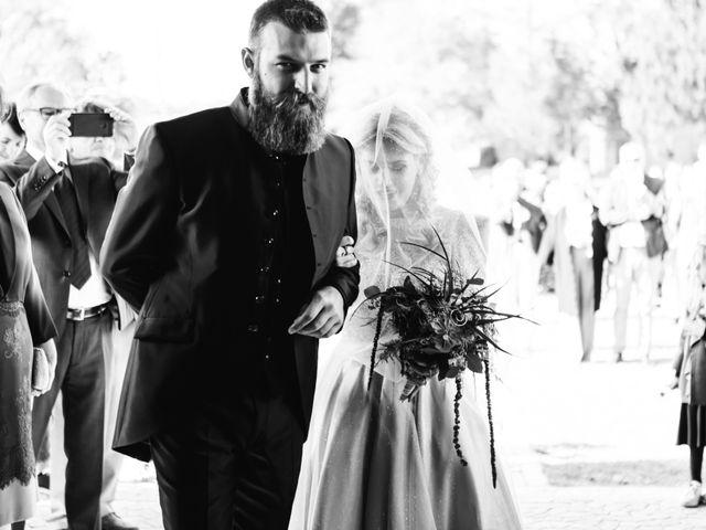 Il matrimonio di Boris e Giulia a Forgaria nel Friuli, Udine 349