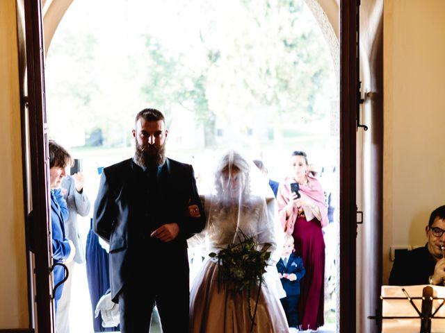 Il matrimonio di Boris e Giulia a Forgaria nel Friuli, Udine 353