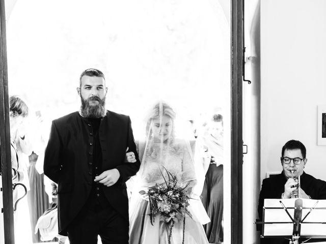 Il matrimonio di Boris e Giulia a Forgaria nel Friuli, Udine 359