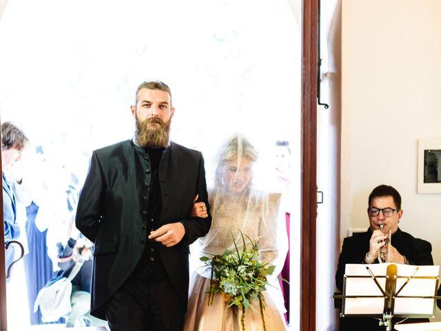 Il matrimonio di Boris e Giulia a Forgaria nel Friuli, Udine 360