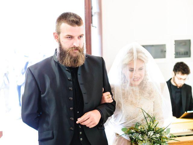 Il matrimonio di Boris e Giulia a Forgaria nel Friuli, Udine 364