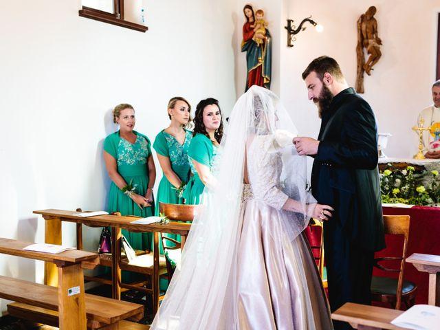 Il matrimonio di Boris e Giulia a Forgaria nel Friuli, Udine 366