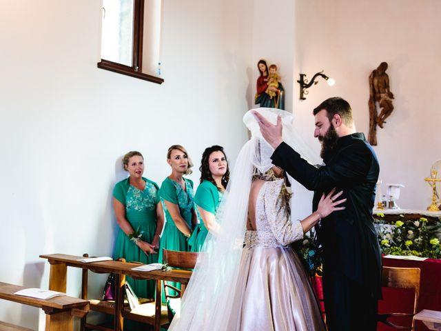 Il matrimonio di Boris e Giulia a Forgaria nel Friuli, Udine 367