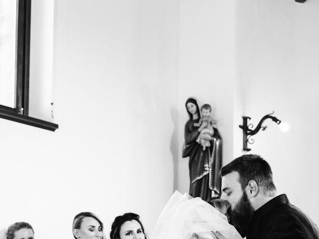 Il matrimonio di Boris e Giulia a Forgaria nel Friuli, Udine 368