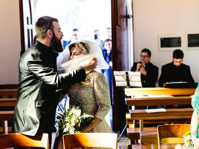 Il matrimonio di Boris e Giulia a Forgaria nel Friuli, Udine 371