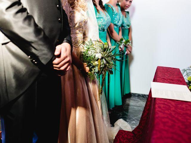 Il matrimonio di Boris e Giulia a Forgaria nel Friuli, Udine 376