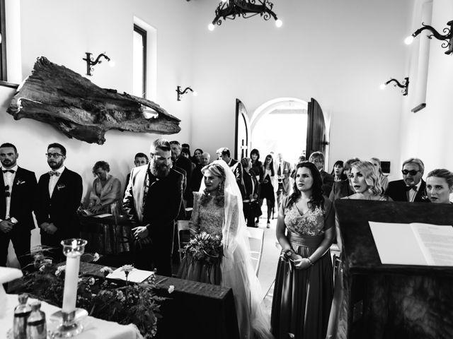 Il matrimonio di Boris e Giulia a Forgaria nel Friuli, Udine 377