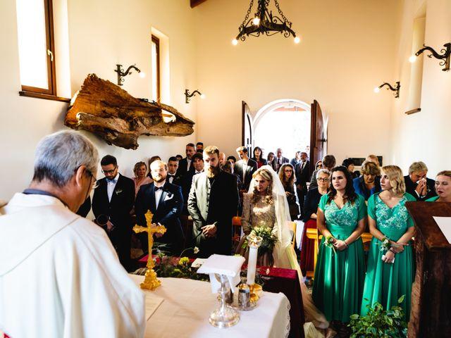 Il matrimonio di Boris e Giulia a Forgaria nel Friuli, Udine 396