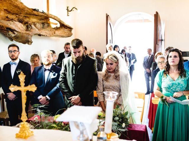 Il matrimonio di Boris e Giulia a Forgaria nel Friuli, Udine 406