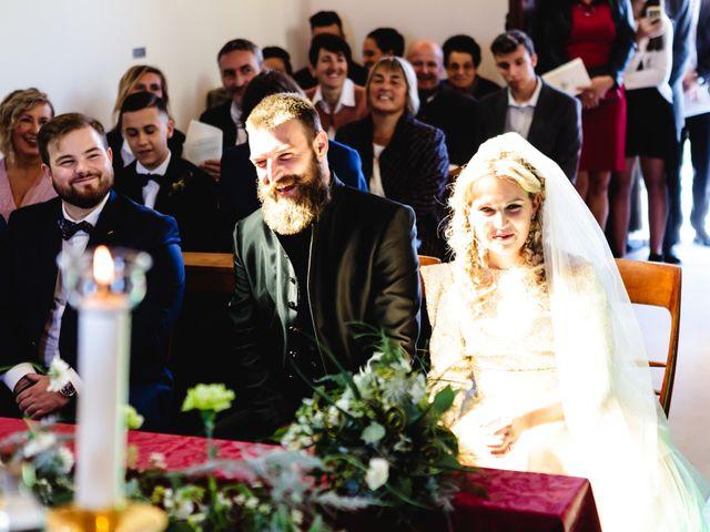 Il matrimonio di Boris e Giulia a Forgaria nel Friuli, Udine 408