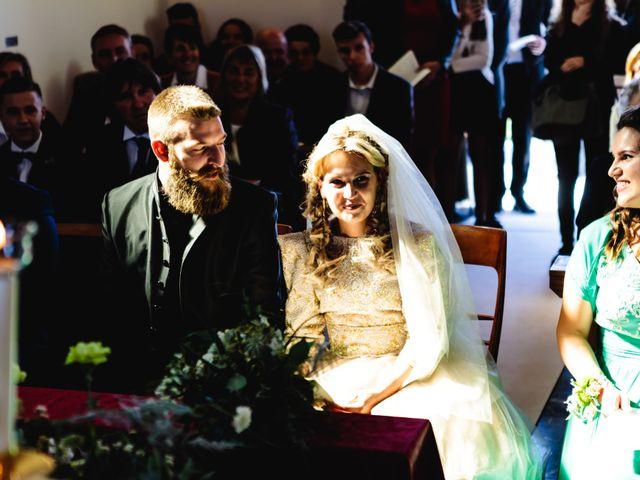 Il matrimonio di Boris e Giulia a Forgaria nel Friuli, Udine 410