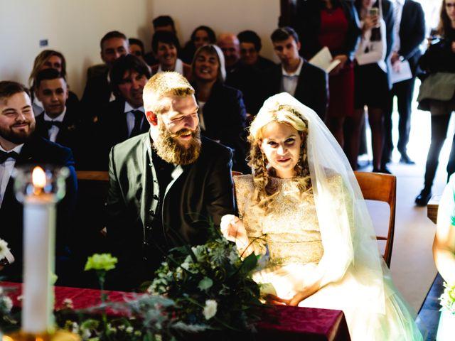 Il matrimonio di Boris e Giulia a Forgaria nel Friuli, Udine 412