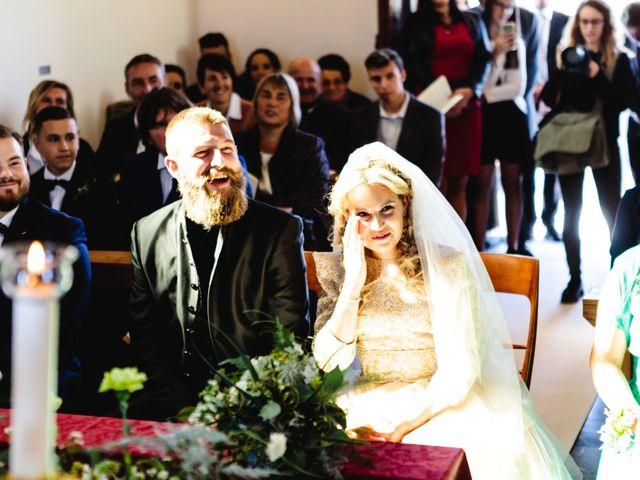Il matrimonio di Boris e Giulia a Forgaria nel Friuli, Udine 414