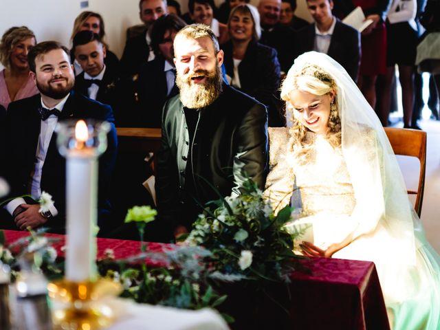 Il matrimonio di Boris e Giulia a Forgaria nel Friuli, Udine 415