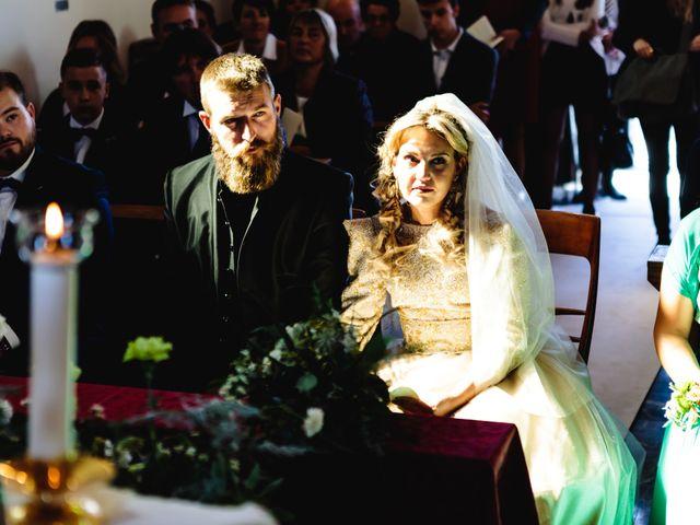 Il matrimonio di Boris e Giulia a Forgaria nel Friuli, Udine 416