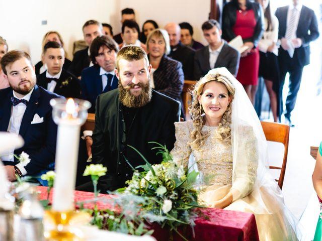 Il matrimonio di Boris e Giulia a Forgaria nel Friuli, Udine 418