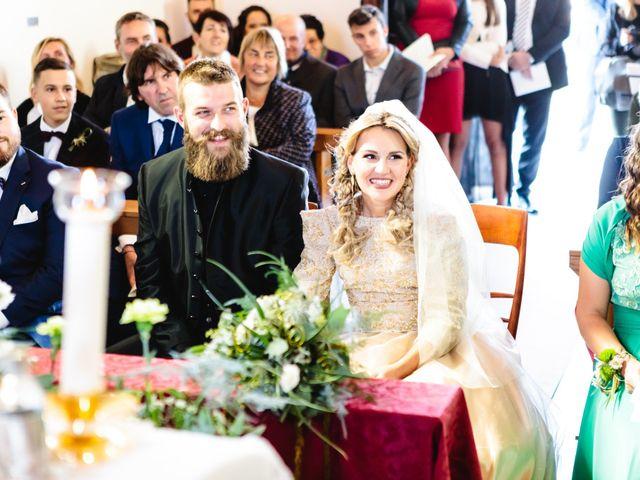 Il matrimonio di Boris e Giulia a Forgaria nel Friuli, Udine 419