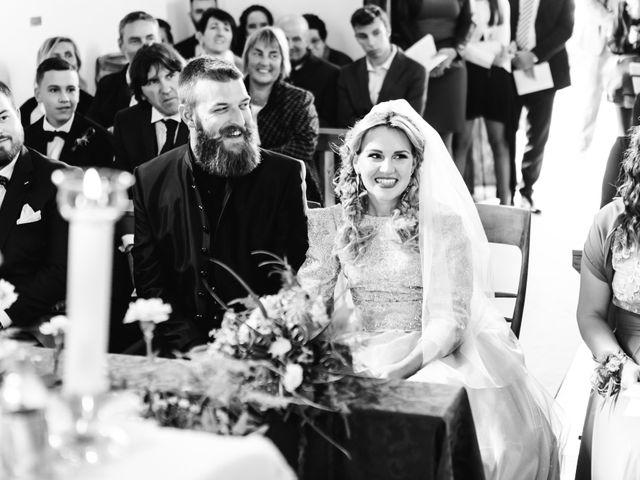 Il matrimonio di Boris e Giulia a Forgaria nel Friuli, Udine 420
