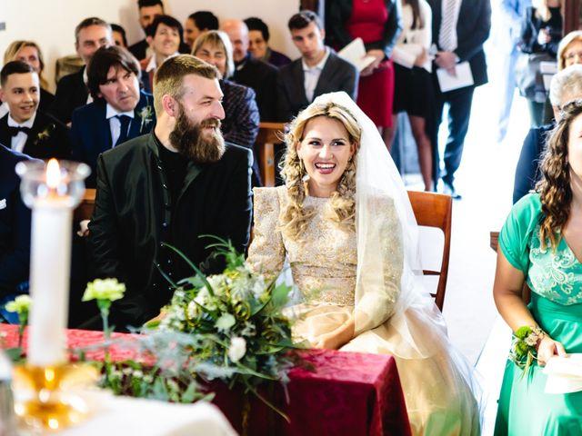 Il matrimonio di Boris e Giulia a Forgaria nel Friuli, Udine 421