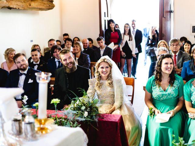 Il matrimonio di Boris e Giulia a Forgaria nel Friuli, Udine 422