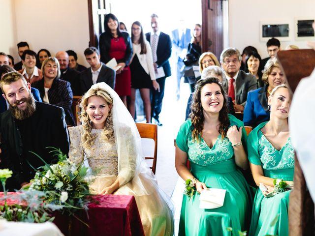 Il matrimonio di Boris e Giulia a Forgaria nel Friuli, Udine 423